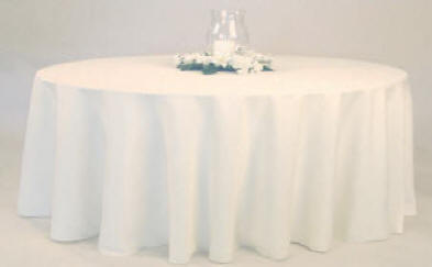 Round Table Linen Picture